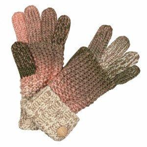 Rukavice Regatta Frosty Glove V Velikost rukavic: S/M / Barva: béžová