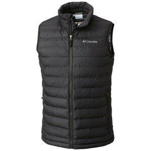 Pánská vesta Columbia Powder Lite™ Vest Velikost: XXL / Barva: černá