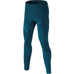Pánské funkční spodky Dynafit Winter Running M Tights Velikost: XL / Barva: tmavě modrá