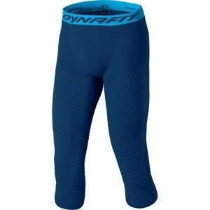 Pánské 3/4 spodky Dynafit Speed Dryarn M Tights Velikost: L / Barva: modrá