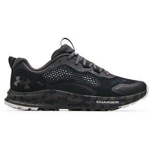 Pánské běžecké boty Under Armour Charged Bandit TR 2 Velikost bot (EU): 41 / Barva: tmavě šedá