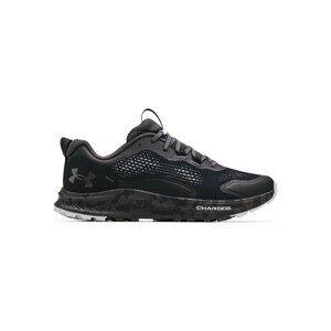 Pánské běžecké boty Under Armour Charged Bandit TR 2 Velikost bot (EU): 45 / Barva: tmavě šedá