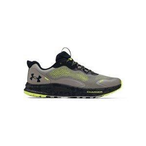 Pánské běžecké boty Under Armour Charged Bandit TR 2 Velikost bot (EU): 47 / Barva: světle šedá