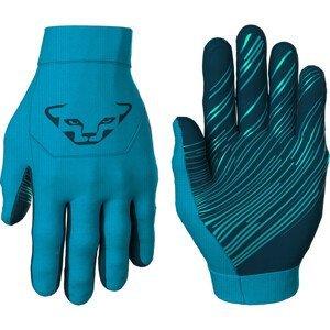 Rukavice Dynafit Upcycled Thermal Gloves Velikost rukavic: L / Barva: modrá