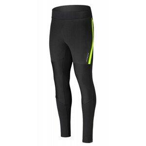 Pánské kalhoty Etape Sprinter WS Velikost: XL / Barva: černá/žlutá
