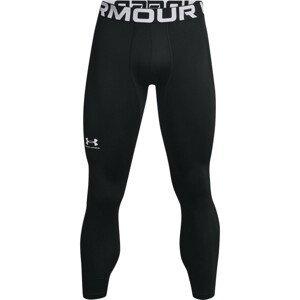Pánské legíny Under Armour CG Armour Leggings Velikost: XL / Barva: černá