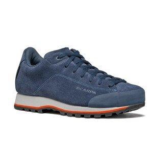 Pánské boty Scarpa Margarita Max GTX Velikost bot (EU): 45 / Barva: modrá
