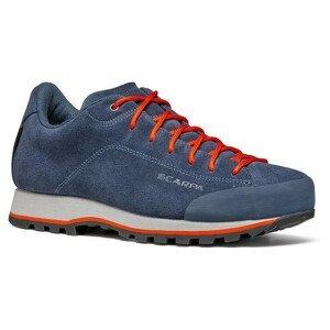 Pánské boty Scarpa Margarita Max GTX Velikost bot (EU): 45,5 / Barva: modrá