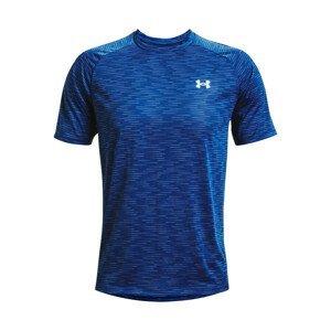 Pánské funkční triko Under Armour Tech 2.0 Dash SS Velikost: XXL / Barva: modrá