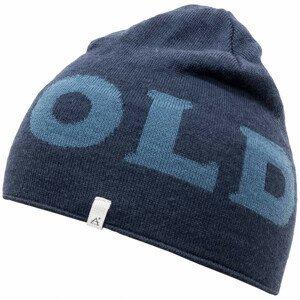 Čepice Devold Devold Logo Beanie Barva: modrá