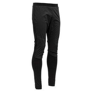 Pánské běžecké kalhoty Devold Running Cover Man Pants Velikost: XXL / Barva: černá
