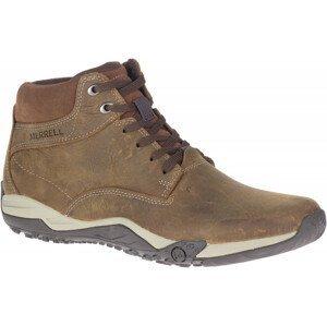 Pánské boty Merrell Helixer 2 Chukka Velikost bot (EU): 43,5 / Barva: hnědá
