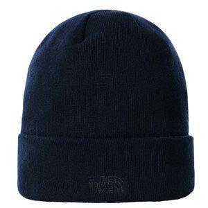 Čepice The North Face Norm Beanie Barva: tmavě modrá