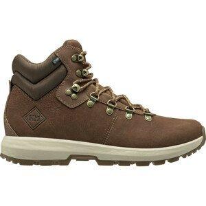 Pánské zimní boty Helly Hansen Coastal Hiker Velikost bot (EU): 44,5 / Barva: hnědá