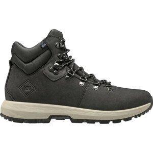 Pánské zimní boty Helly Hansen Coastal Hiker Velikost bot (EU): 46,5 / Barva: černá