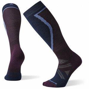 Dámské podkolenky Smartwool Performance Ski Full Cushion Otc Velikost ponožek: 34-37 / Barva: vínová