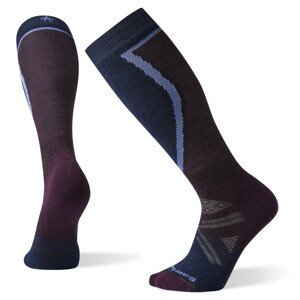 Dámské podkolenky Smartwool Performance Ski Full Cushion Otc Velikost ponožek: 38-41 / Barva: vínová