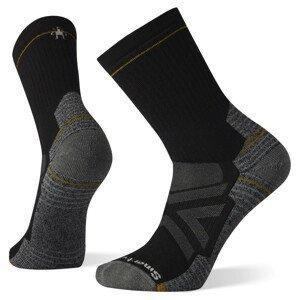 Pánské ponožky Smartwool Performance Hike Full Cushion Crew Velikost ponožek: 46-49 / Barva: černá