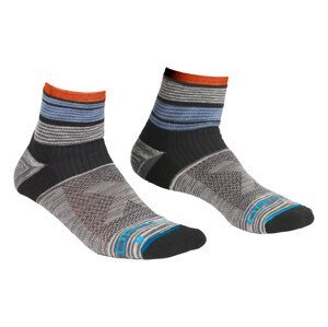 Pánské ponožky Ortovox All Mountain Quarter Socks Velikost ponožek: 45-47