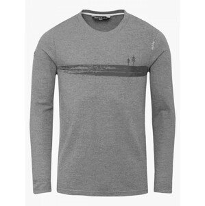 Pánské triko Chillaz Kaprun Velikost: S / Barva: šedá