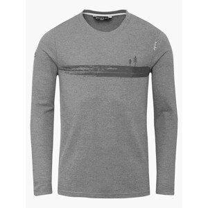 Pánské triko Chillaz Kaprun Velikost: L / Barva: šedá