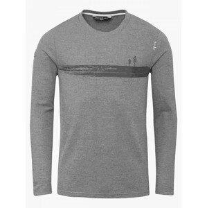 Pánské triko Chillaz Kaprun Velikost: XL / Barva: šedá
