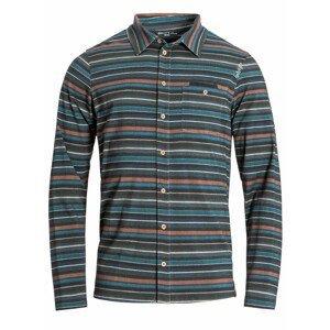 Pánská košile Chillaz Sebastian Velikost: S / Barva: zelená