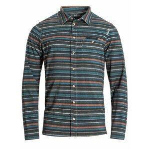 Pánská košile Chillaz Sebastian Velikost: M / Barva: zelená