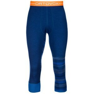 Pánské 3/4 spodky Ortovox 210 Supersoft Short Pants Velikost: XL / Barva: modrá