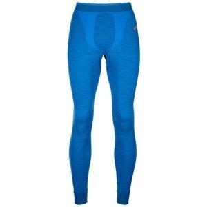 Pánské funkční spodky Ortovox 230 Competition Long Pants Velikost: M / Barva: modrá