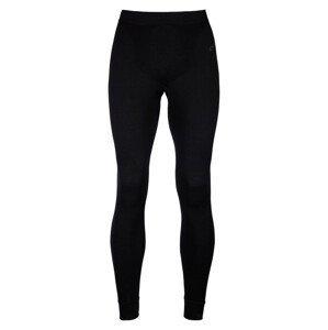 Pánské funkční spodky Ortovox 230 Competition Long Pants Velikost: S / Barva: černá