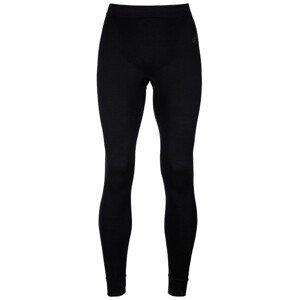 Pánské funkční spodky Ortovox 230 Competition Long Pants Velikost: XL / Barva: černá