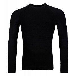 Pánské funkční triko Ortovox 230 Competition Long Sleeve Velikost: S / Barva: černá