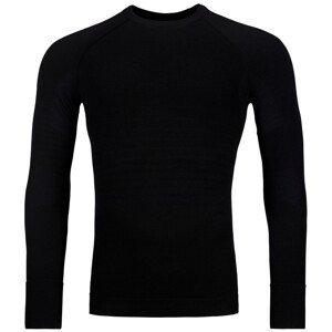 Pánské funkční triko Ortovox 230 Competition Long Sleeve Velikost: XL / Barva: černá