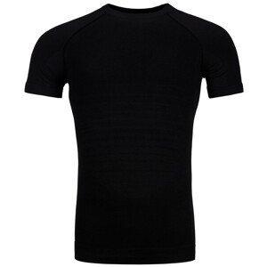 Pánské funkční triko Ortovox 230 Competition Short Sleeve Velikost: M / Barva: černá