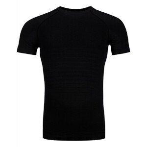 Pánské funkční triko Ortovox 230 Competition Short Sleeve Velikost: L / Barva: černá