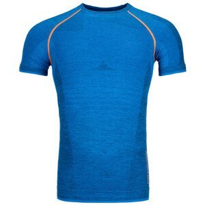 Pánské funkční triko Ortovox 230 Competition Short Sleeve Velikost: XL / Barva: modrá