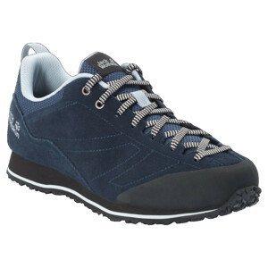 Pánské boty Jack Wolfskin Scrambler 2 Low M Velikost bot (EU): 44 / Barva: tmavě modrá