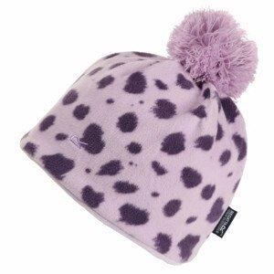 Čepice Regatta Fallon Hat Dětská velikost: 7-10 let / Barva: růžová