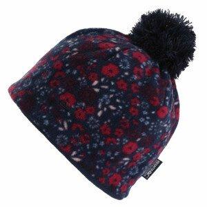 Čepice Regatta Fallon Hat Dětská velikost: 7-10 let / Barva: modrá/červená