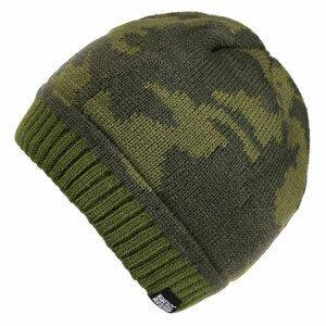 Čepice Regatta Tarley Hat Dětská velikost: 11-13 let / Barva: zelená