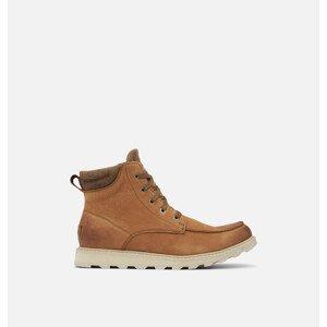 Pánské boty Sorel Madson™ Ii Moc Toe Wp Velikost bot (EU): 43 / Barva: světle hnědá