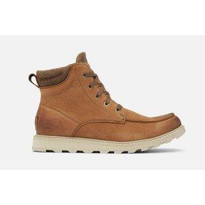 Pánské boty Sorel Madson™ Ii Moc Toe Wp Velikost bot (EU): 46 / Barva: světle hnědá