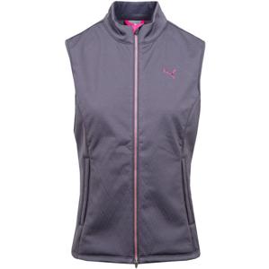 Puma PWRWARM Wind Womens Vest Grey S