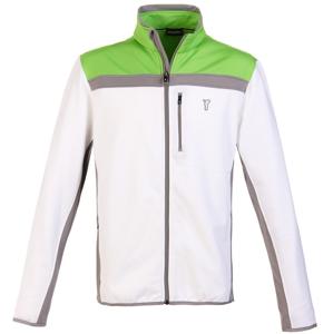 Golfino Techno Fleece Mens Jacket Optic White 52