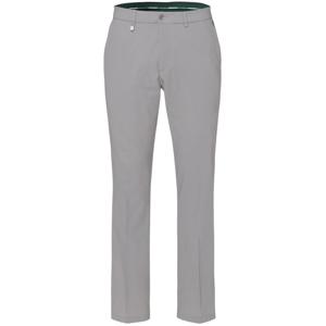 Golfino Techno Stretch Pánské Kalhoty Silver Grey Light 46