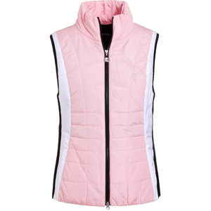 Golfino Quilted Womens Vest Candy 40