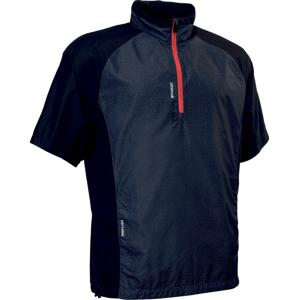 Abacus Glade Windshirt Mens Jacket Dark Greymelange S