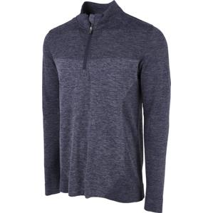Puma Evoknit Seamless 1/4 Zip Mens Sweater Peacoat M