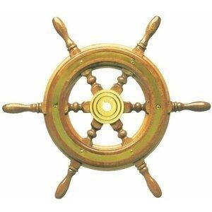 Osculati Klasické lodní kormidlo - 49cm